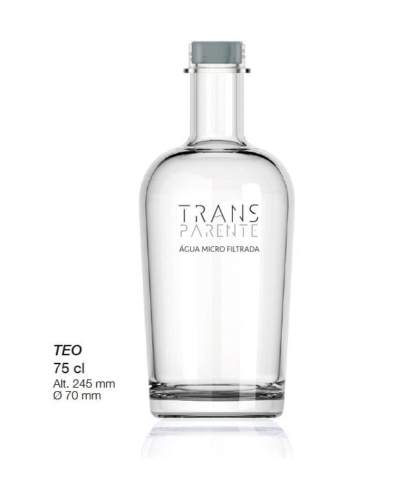garrafa TEO